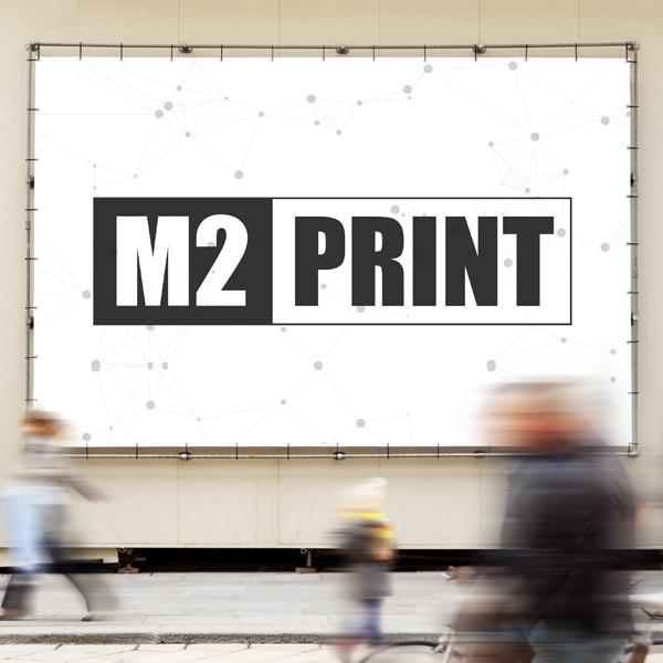 bannere med tryk eget design