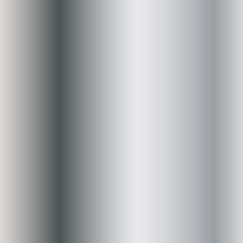 sølv grå folie selvklæbende print