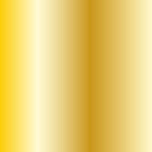 guld folie selvklæbende print