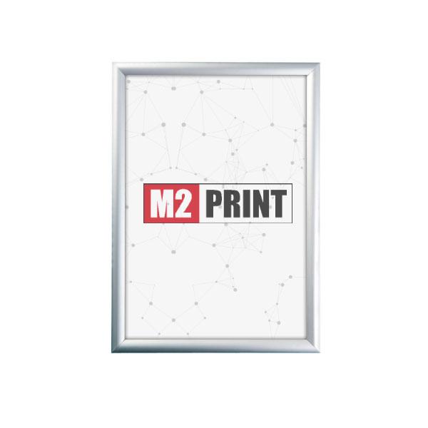 aluminium klikramme 50 x 70 cm