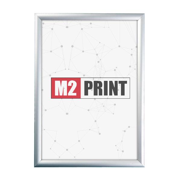 aluminium klikramme 70 x 100 cm
